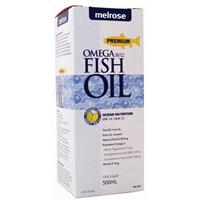 dầu cá Melrose Fish Oil 500ml