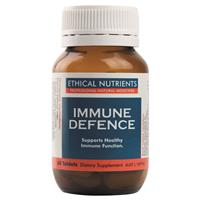 Dinh dưỡng bảo vệ miễn dịch Ethical Nutrients Immune Defence 60 Tablets