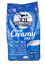 Devondale Full Cream Úc