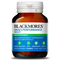 Blackmores Men's Performance Multi 50viên