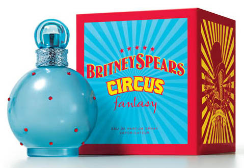 Britney Spears Fantasy Circus 100ml