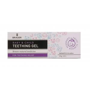Brauer Baby & Child Teething Gel 20g